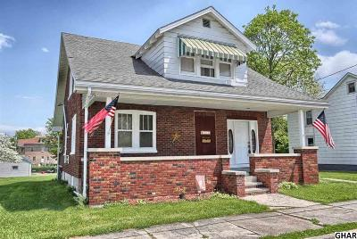 Mount Holly Springs Single Family Home For Sale: 216 Chestnut