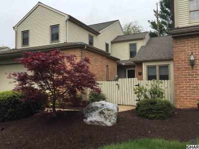 Hershey Single Family Home For Sale: 63 Leearden Rd