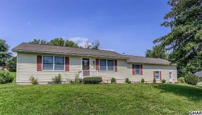 Single Family Home For Sale: 48 Curtis Drive