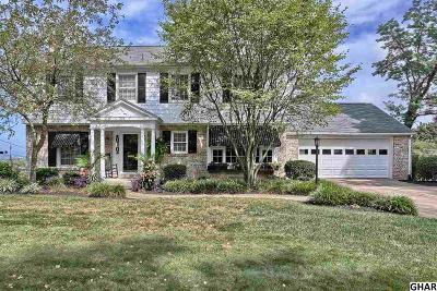 New Cumberland Single Family Home For Sale: 703 Hilltop Drive