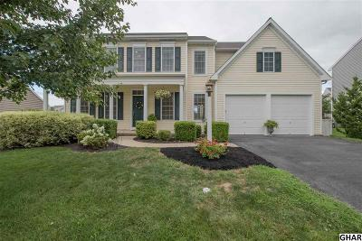Hummelstown Single Family Home For Sale: 2233 Flintlock Dr