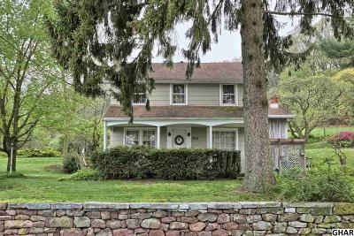 Hummelstown Single Family Home For Sale: 350 Clark Road