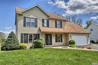 New Cumberland Single Family Home For Sale: 412 Hidden Valley Road