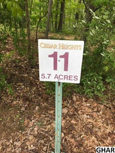 Mechanicsburg Residential Lots & Land For Sale: Lot 11 Saw Mill Rd