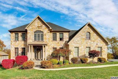 Mechanicsburg Single Family Home For Sale: 30 Bridgeport Drive