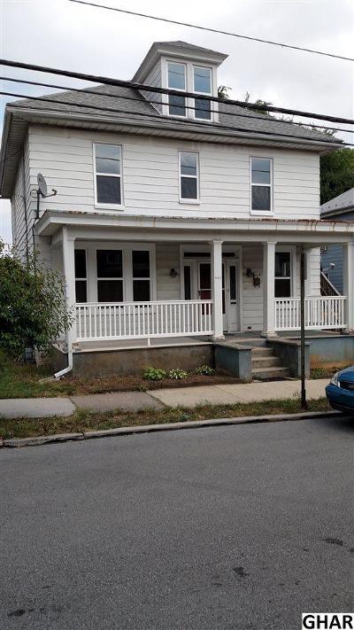 Carlisle Multi Family Home For Sale: 407 S Pitt Street