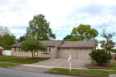 Harrisburg Single Family Home For Sale: 1231 Barley Corn Square