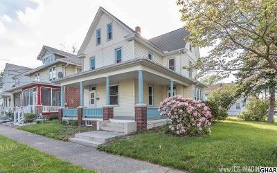 New Cumberland Single Family Home For Sale: 503 4th St