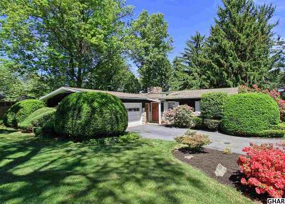 Lemoyne Single Family Home For Sale: 911 Indiana Ave