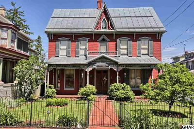 Newville Single Family Home For Sale: 1 Parsonage Street