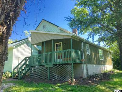 Single Family Home For Sale: 19 Hoover School Rd