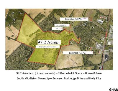Carlisle Residential Lots & Land For Sale: 1526 Holly Pike