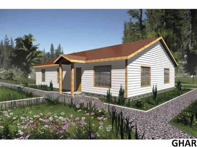 Shermans Single Family Home For Sale: Lot 9 Kira Lane