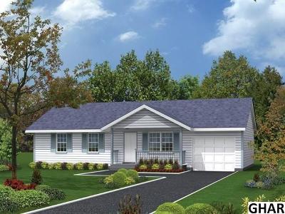 Shermans Single Family Home For Sale: Lot 10 Kira Lane