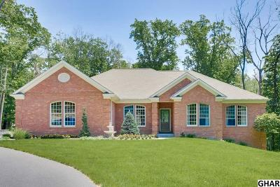 Harrisburg Single Family Home For Sale: 4805 Mountainrise Drive