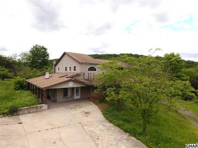 Duncannon Single Family Home For Sale: 722 Newport Rd Lot 1