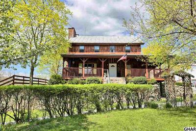 Carlisle Single Family Home For Sale: 6 Buck Dr.
