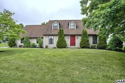 Middletown Single Family Home For Sale: 1824 Blacklatch Lane
