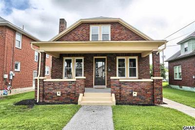 Single Family Home For Sale: 229 S 15th Street