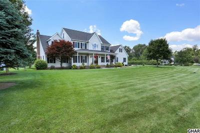 Carlisle Single Family Home For Sale: 9 McCoy Lane