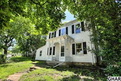 New Bloomfield Single Family Home For Sale: 302 S Carlisle Street