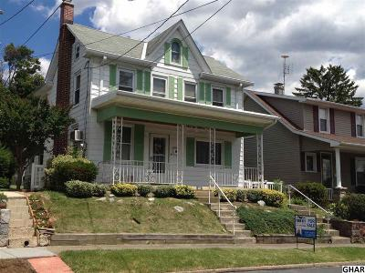 Camp Hill Single Family Home For Sale: 41 S 18th Street