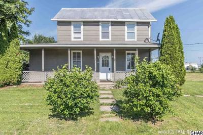 Boiling Springs Single Family Home For Sale: 542 Criswell Dr