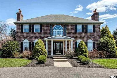 Mechanicsburg Single Family Home For Sale: 30 Beard Road