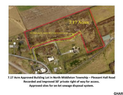 Carlisle Residential Lots & Land For Sale: Rr Pleasant Hall Road