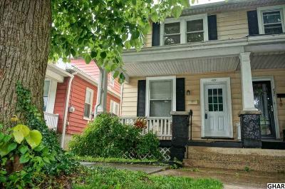 Lemoyne Single Family Home For Sale: 629 Bosler Ave