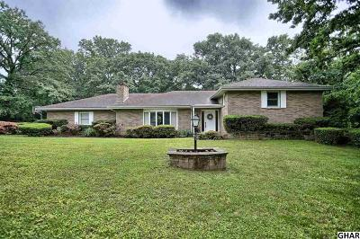 Harrisburg Single Family Home For Sale: 2317 Midland Road