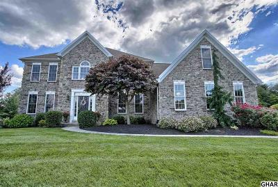 Mechanicsburg Single Family Home For Sale: 1616 Fox Hollow Road
