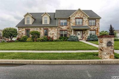 Mechanicsburg Single Family Home For Sale: 5465 Margaret Court
