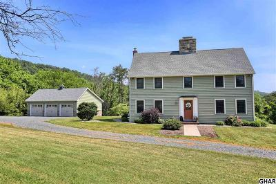 Single Family Home For Sale: 249 Roth Rd.