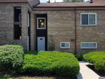 Camp Hill Single Family Home For Sale: 14 Campbell Place