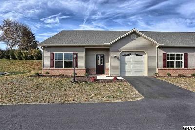 Harrisburg Single Family Home For Sale: 110 Eric Drive