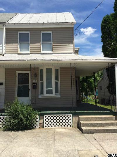 New Cumberland Single Family Home For Sale: 127 Market St.