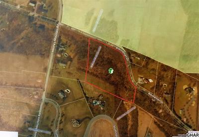 Mechanicsburg Residential Lots & Land For Sale: Brenneman Drive