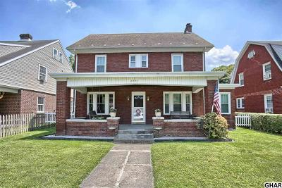 Harrisburg Single Family Home For Sale: 2407 Market Street