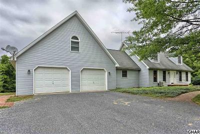 Carlisle Single Family Home For Sale: 2525 Ritner Highway