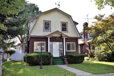 Harrisburg Single Family Home For Sale: 3210 N 2nd Street