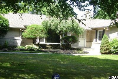 Single Family Home For Sale: 5 W Lawn