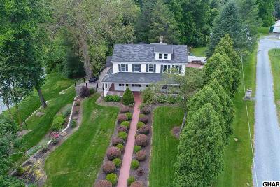Mechanicsburg Single Family Home For Sale: 1181 York Rd.
