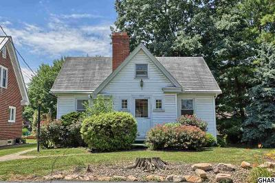 Hershey Single Family Home For Sale: 436 Hockersville Rd