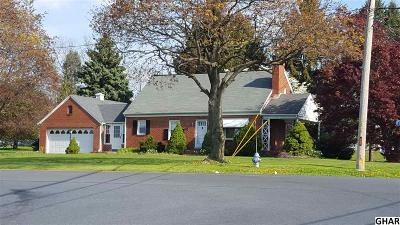 Middletown Single Family Home For Sale: 2702 Fulling Mill Rd