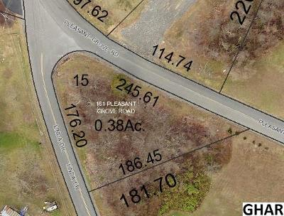 Mechanicsburg Residential Lots & Land For Sale: 161 Pleasant Grove Road