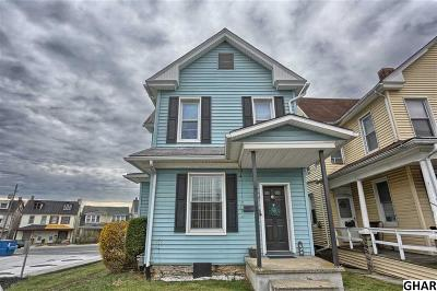 Lemoyne Single Family Home For Sale: 620 Market Street