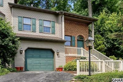 Hummelstown Single Family Home For Sale: 725 Heiden Dr