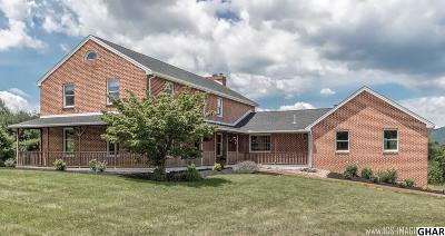 Cumberland County Single Family Home For Sale: 395 Hollowbrook Drive