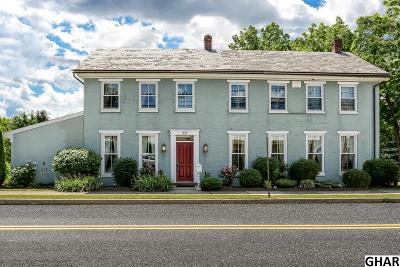 Hershey Single Family Home For Sale: 308 E Derry Road